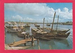 Modern Post Card Of Arab Dhows,East Africa D48. - Kenya