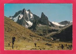Modern Post Card Of Mount Kenya, Kenya, Africa D48. - Kenya
