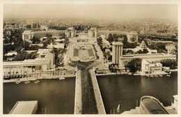 Exposition Internationale PARIS 1937 Le Pavillon Allemand Vue Generale   RV - VD Vaud