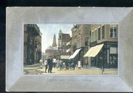 Groningen - Tusschen Beide Markten - 1906 - Langebalk 3 Haarlem 1 Langebalk - Groningen