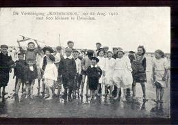 IJmuiden Vereeniging Kindergenot 1910 Amsterdam 19 Langebalk - IJmuiden