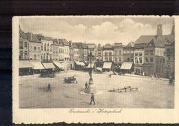 Den Bosch - Grootemarkt - Boekhandel Coffeur - 1919  Langebalk Station 2 - 's-Hertogenbosch