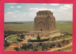 Modern Post Card Of The Voortrekker Monument,Pretoria In South Africa. D48. - South Africa