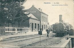 PALISEUL.-La Gare - Paliseul
