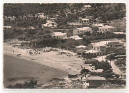 Le Lavandou - Saint Clair -  La Plage Et Les Hotels    - CPSM ° - Le Lavandou