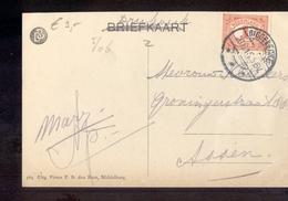 Biggekerke Langebalk - 1915 - Marcophilie