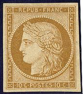 (*) No 1, Très Frais. - TB - 1849-1850 Cérès