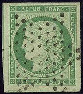 No 2, Deux Voisins, Obl étoile, Jolie Pièce. - TB. - R - 1849-1850 Cérès