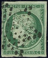 No 2b, Obl étoile. - TB - 1849-1850 Cérès