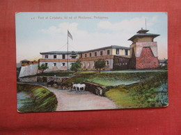 Fort At Cotabato  Island Of Mindanao Philippines  Ref 3818 - Filipinas