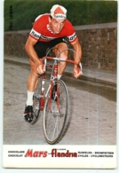 Eric LEMAN . 2 Scans. Mars Flandria - Radsport