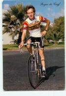 Roger DE CNIJF . 2 Scans. Kwantum Decosol Yoko - Radsport