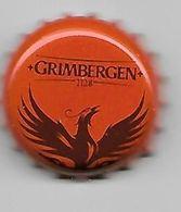 BELGIQUE / CAPSULE BIERE GRIMBERGEN - Beer