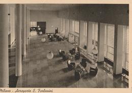 Cartolina - Postcard /  Viaggiata - Sent /  Milano, Aeroporto Civile  E. Forlanini - Milano (Milan)