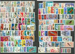 ** AFARS ET ISSAS. Collection. 1967-1977 (Poste, Etc.), Complète Sauf PA 87 Et 89. - TB - Afars Et Issas (1967-1977)