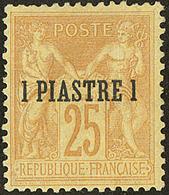 * No 1. - TB - Levant (1885-1946)