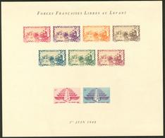 (*) Blocs Et Feuillets. No 2. - TB - Levant (1885-1946)