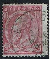 46  Obl  Est 6  + 30 - 1884-1891 Leopold II