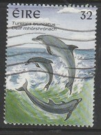 Ireland 1997 Marine Mammals 32P  Multicoloured SW 993 O Used - 1949-... Republic Of Ireland
