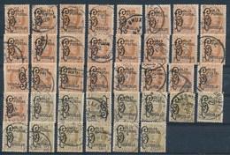 SPOOR - TRAIN - TR 168 (25x) + TR 169 (13x)  - Gest./obl. - (ref. GF-222) - 1923-1941