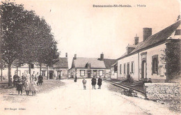 Donnemain-Saint-Mamès (28 - Eure Et Loir) Mairie - France