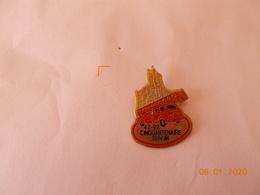 PIN'S - Pompiers - Cinquantenaire 42 - 92 - Pompiers