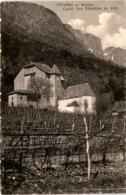 Oltradige Presso Bolzano: Castel San Valentino M. 610 (305-15) - Bolzano (Bozen)