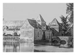 ECUILLE - Château Du Plessis-Bourré - Autres Communes
