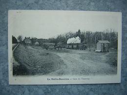LA MOTTE BEUVRON - GARE DU TRAMWAY - Lamotte Beuvron