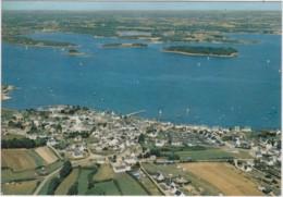 CPM LOCMARIAQUER - Vue Générale Et Le Golfe Du Morbihan  (Editions Cap Théojac) - Locmariaquer