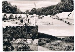 D-10349   BREITENAU über SELTERS : Ferienlager Der Pfarre Willich - Westerburg
