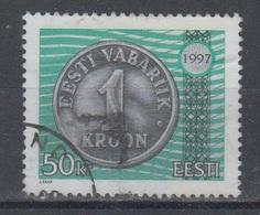 Estonia 1997 Mi 308 Used - Estonie