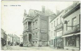 Ciney. Hôtel De Ville. - Ciney