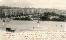 SPAIN - Santander  - Unused Undivided Rear 1914 - Cantabria (Santander)
