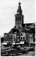 NETHERLANDS - RPPC - Nijmegen Stevenstoren - Good Vehicles Etc - Nijmegen