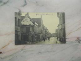 VEURNE: Ruines Zuidstraat 1914-1918 - Weltkrieg 1914-18