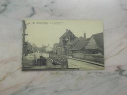 VEURNE: Ruines Nieuwstraat 1914-1918 - Weltkrieg 1914-18