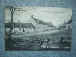 GARIGNY - ROUTE DE SANCERGUES - Autres Communes