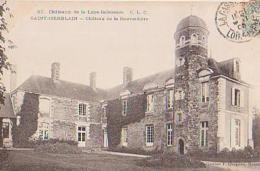 Loire Atlantique        865        Saint Herblain.Château De La Bouvardière - Saint Herblain
