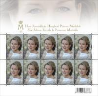 Belgique 4293** Mathilde Ongeplooid!! - Panes