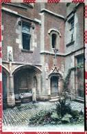 CPA    109  Tours  La Maison De Tristan L'Hermite La Cour   Edit. LL   Neuve - Tours