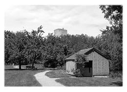 ISSOUDUN - Parc François Mitterrand - Issoudun