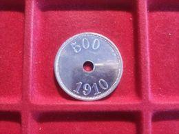 GROENLANDIA 500 ORE 1910 - Groenlandia