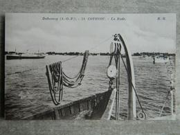 DAHOMEY          AFRIQUE OCCIDENTALE FRANCAISE        COTONOU             LA RADE - Dahomey