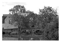 ISSOUDUN - La Théols Et Le Pont Saint-Paterne - Issoudun