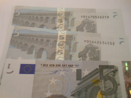 5 Euro-Schein Unc.Duisenberg - 5 Euro