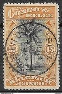 Belgian Congo 1909 Mi. Nr.13b - Belgisch-Kongo
