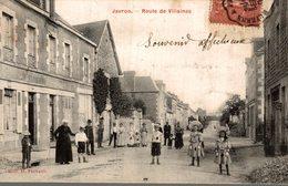 JAVRON ROUTE DE VILLAINES - Autres Communes