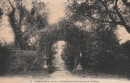 35 - Combourg - Ancienne Porte D'entrée Du Chateau - Combourg