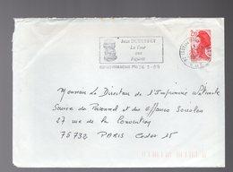 FRANCIA -  ISSY LES MOULINEAUX  -  JEAN DUBUFFET  -  LA TOUR AUX FIGURES - Monuments